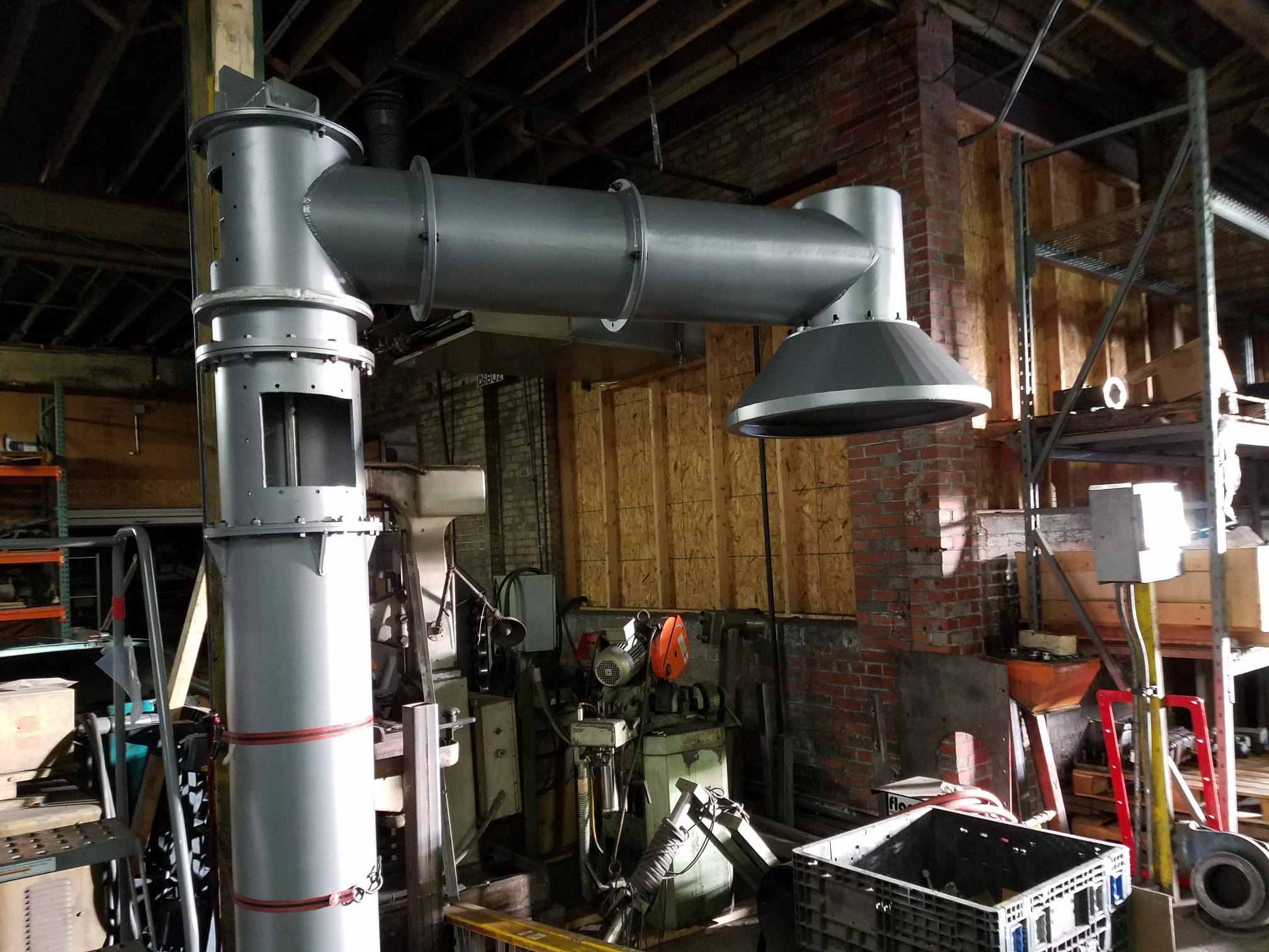 Bespoke Duct Fabrication