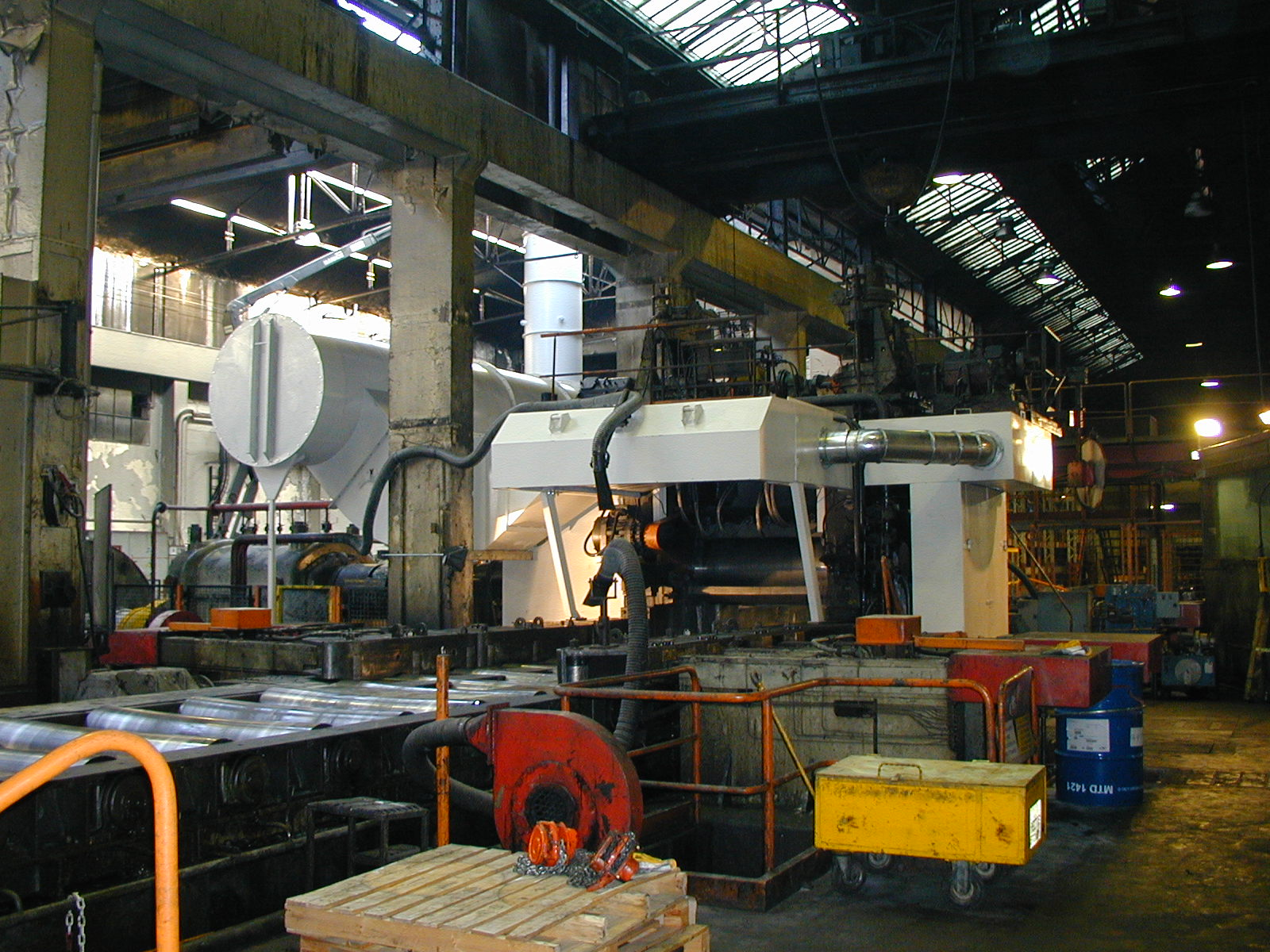 Rolling Mill Upgrades